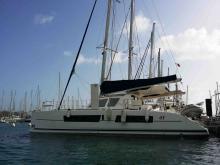 Catana 41 : En marina